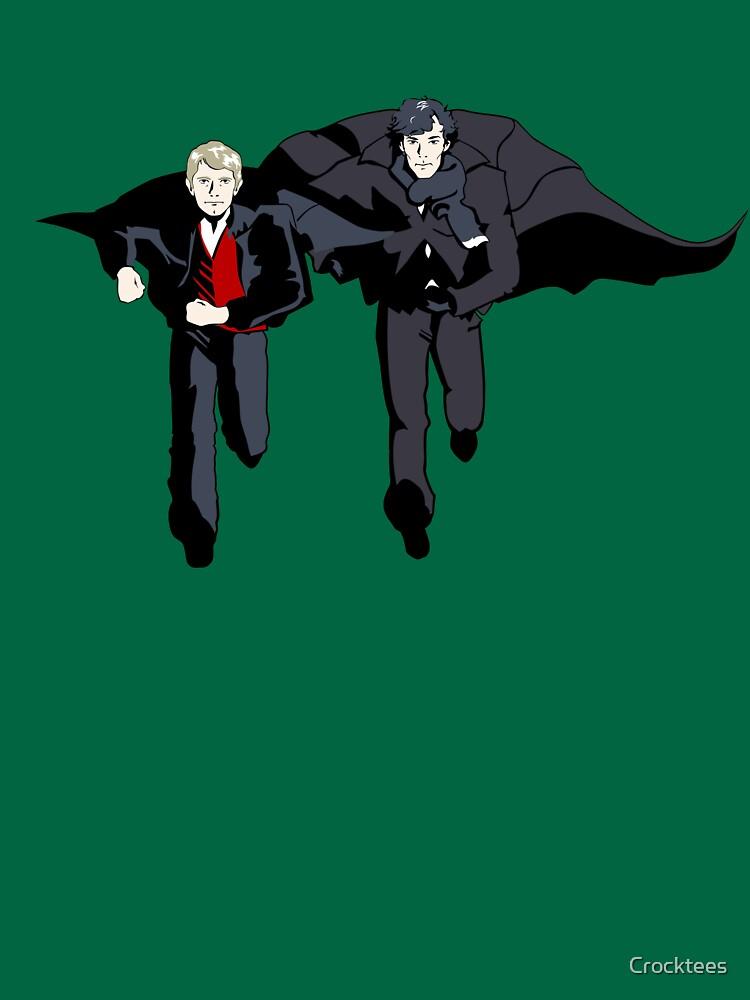 Hatman and Robin | Unisex T-Shirt