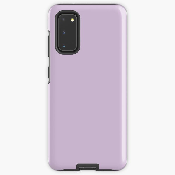 Lilac Samsung Galaxy Tough Case