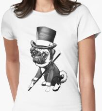 Pug Fred Astaire T-Shirt