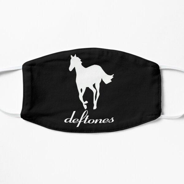 Deftones white pony logo Mask