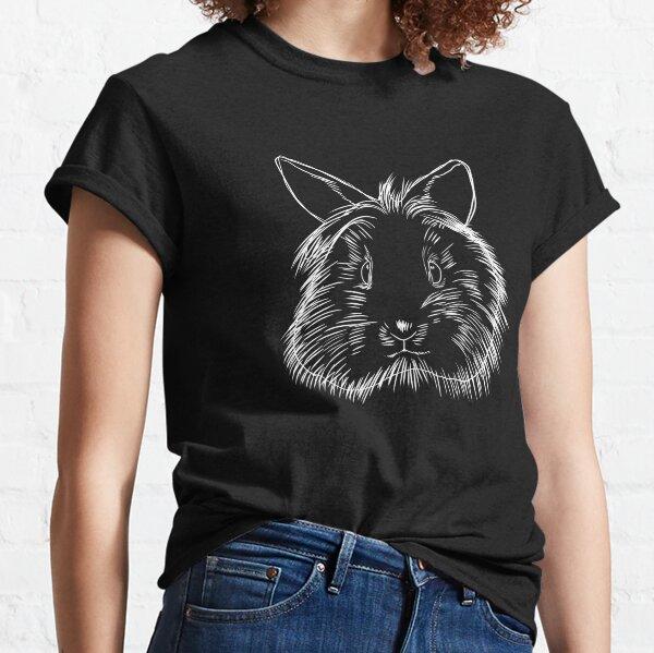 Löwenkopf Kaninchen Classic T-Shirt