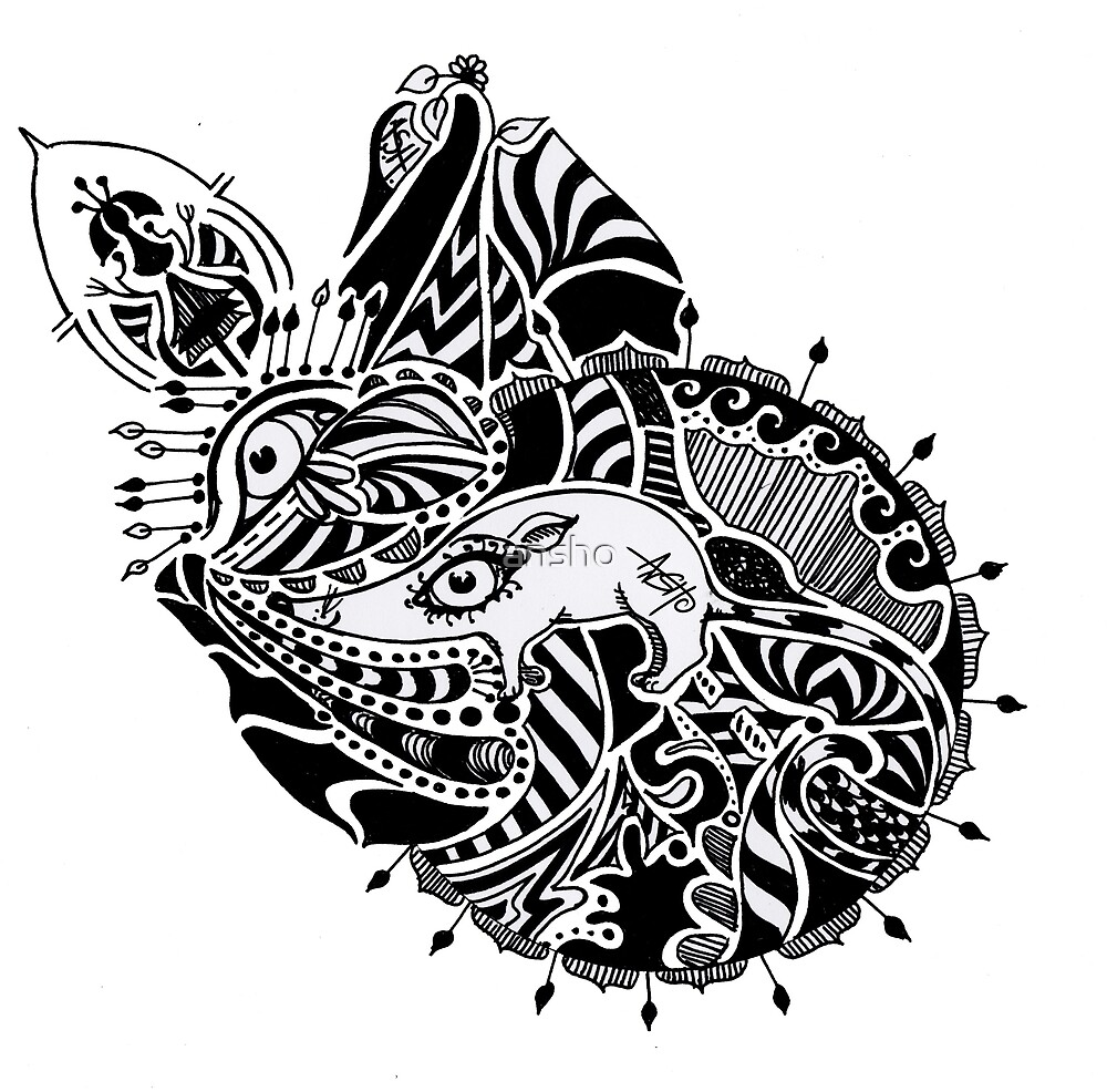 Mouse Sphere Labyrinth von ansho