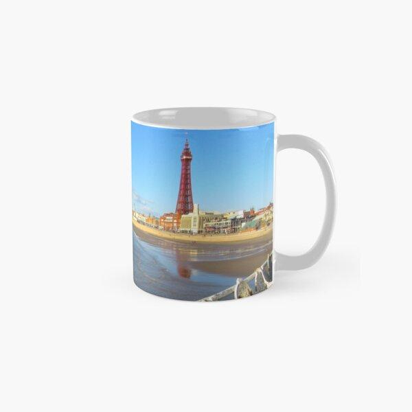 sunny day in Blackpool  Classic Mug