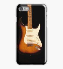 1955 Fender Stratocaster iPhone Case/Skin