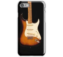 1955 Fender Stratocaster iPhone Case/Skin