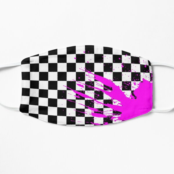 Kokichi-inspired Flat Mask