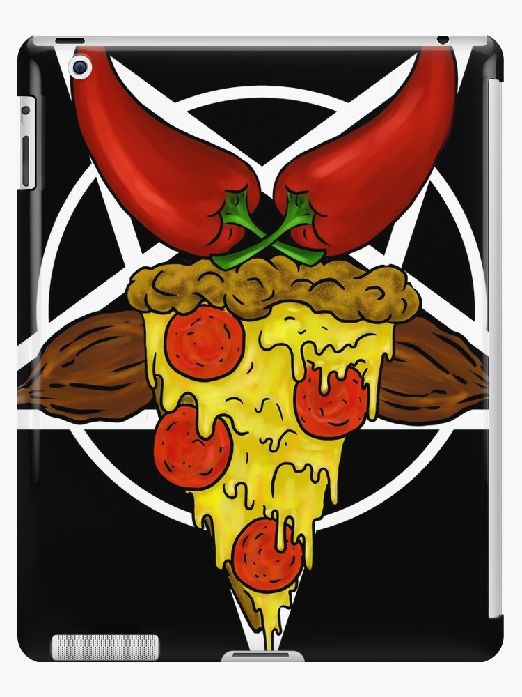 Pizzagram a junk food pentagram by roger price