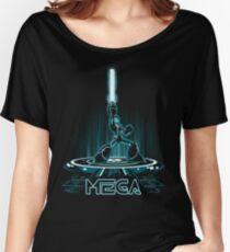 MEGA Women's Relaxed Fit T-Shirt