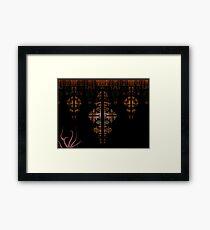 Talisman Framed Print