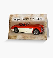 Happy Father's Day! (A/H BN7) Greeting Card