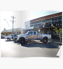 Rocket Sports Truck - S80/Southern 80 - Echuca 2012 Poster