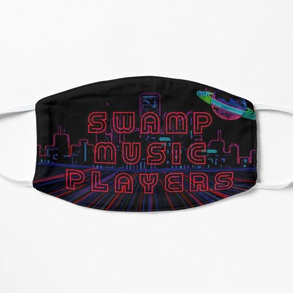 Neon City Swamp Music Players Mask