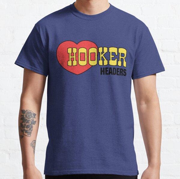 Hooker Headers Classic T-Shirt