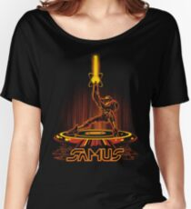 SAMTRON Women's Relaxed Fit T-Shirt