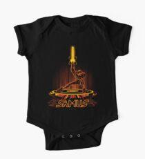 SAMTRON Baby Body Kurzarm