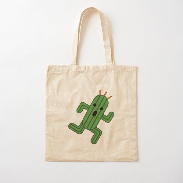 Cactuar  Cotton Tote Bag