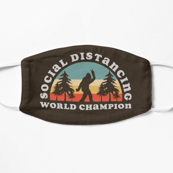 Bigfoot Social Distancing World Champion Mask