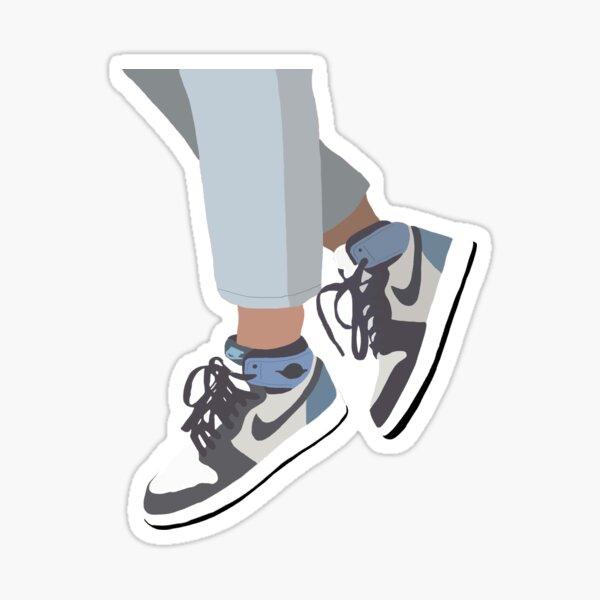 Air Jordans  Sticker