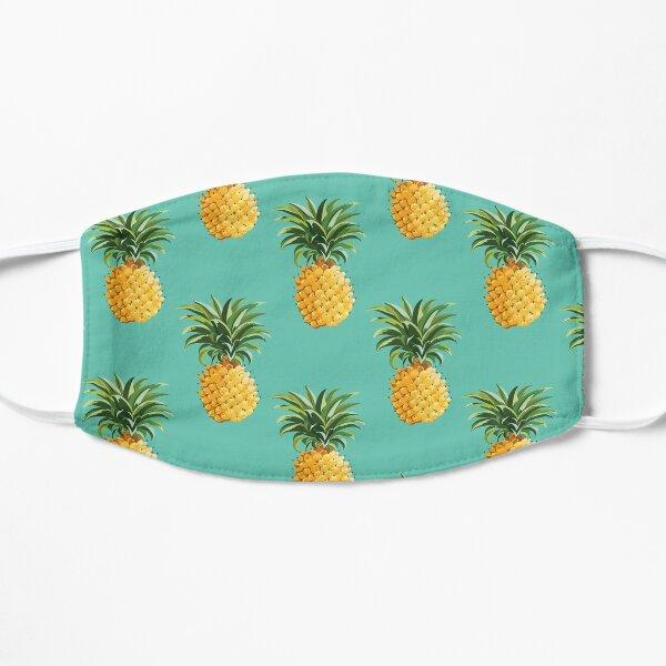 Tropical Pattern (Design no. 1) Flat Mask