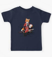 Rebel Fox Kids Tee