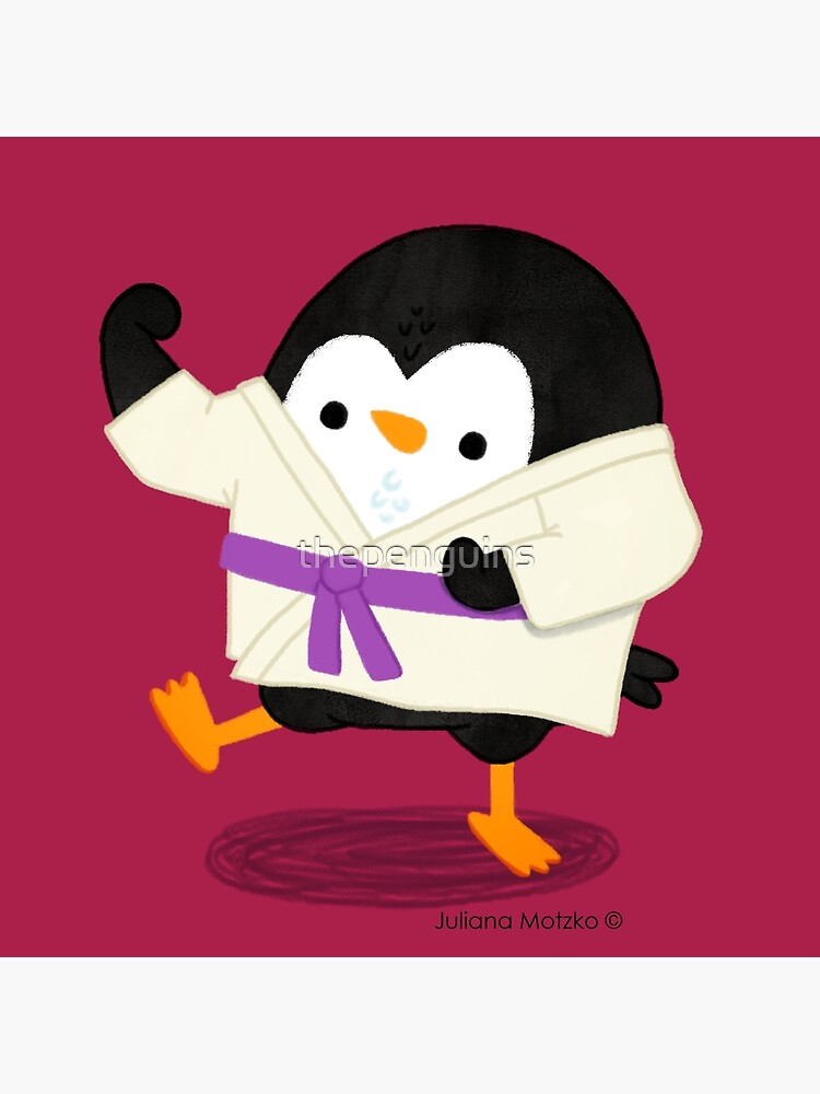 Karate Penguin 2 by thepenguins