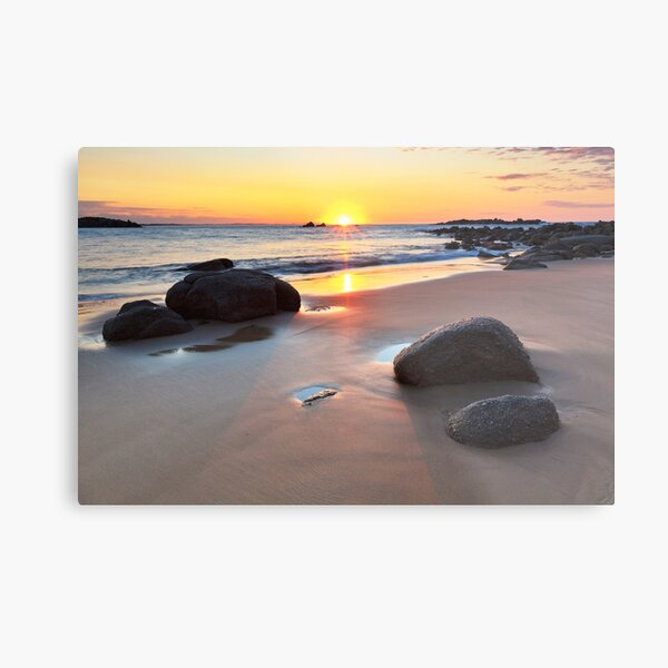 Horseshoe Bay Sunrise Metal Print
