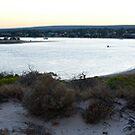 The View - Town of Kalbarri by John Pitman
