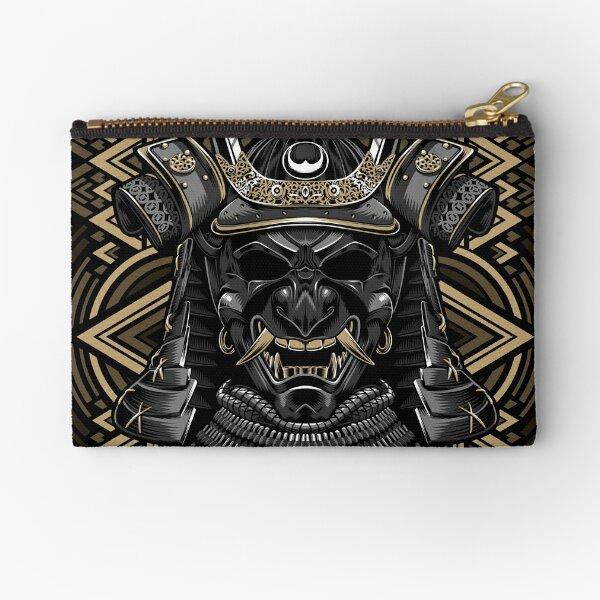 Samurai mask Bolsos de mano