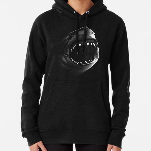 Great Shark Pullover Hoodie