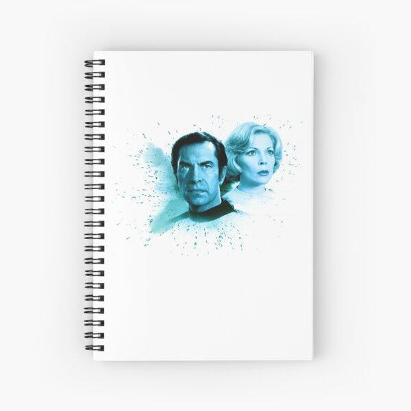 John+Helena 1 Spiral Notebook