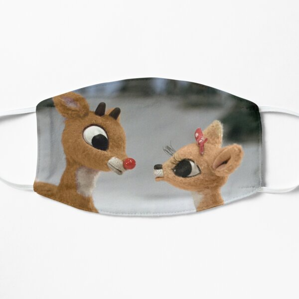 Rudolph and Clarice Mask