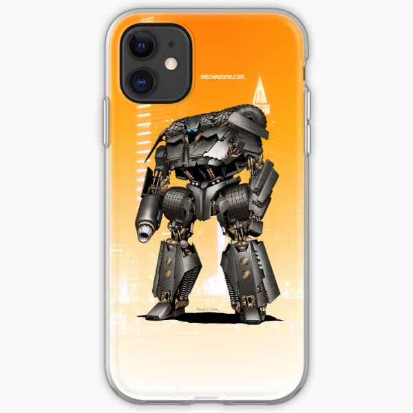 Batmobile Mecha iPhone case iPhone Soft Case