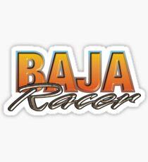 BAJA Racer Sticker