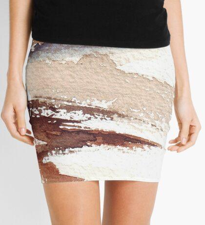 African Buffalo Mini Skirt