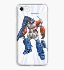 Optimus Prime iPhone case iPhone Case/Skin