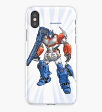 Optimus Prime iPhone case iPhone Case
