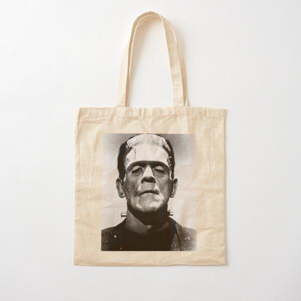 Classic Frankenstein Cotton Tote Bag