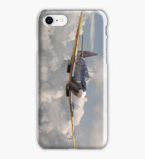 Spitfire - 145 Sqdn RAF iPhone Case/Skin