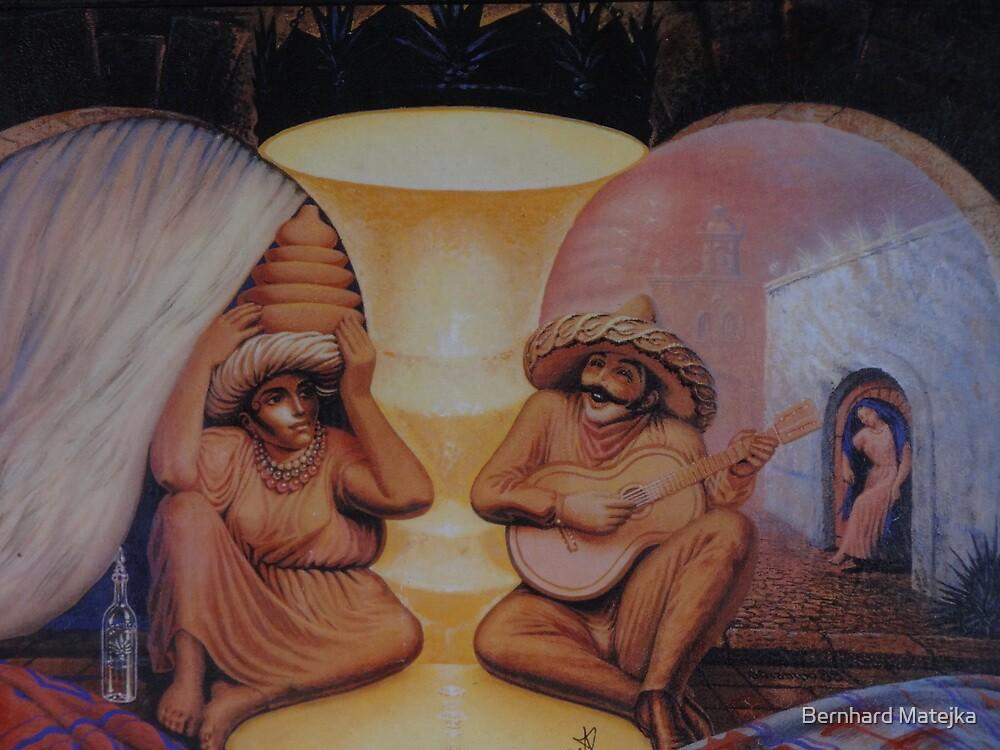 Surrealism II - Surrealismo by Bernhard Matejka