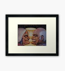 Surrealism II - Surrealismo Framed Print