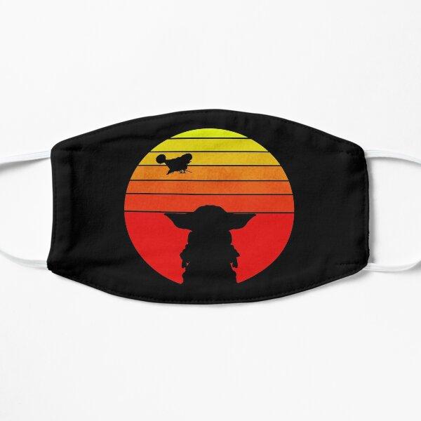 mando retro vol.2 Flat Mask