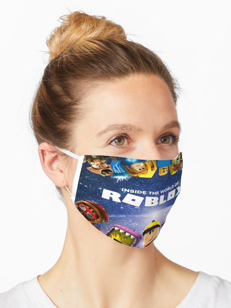 Roblox Piggy Mask By Noupui Redbubble