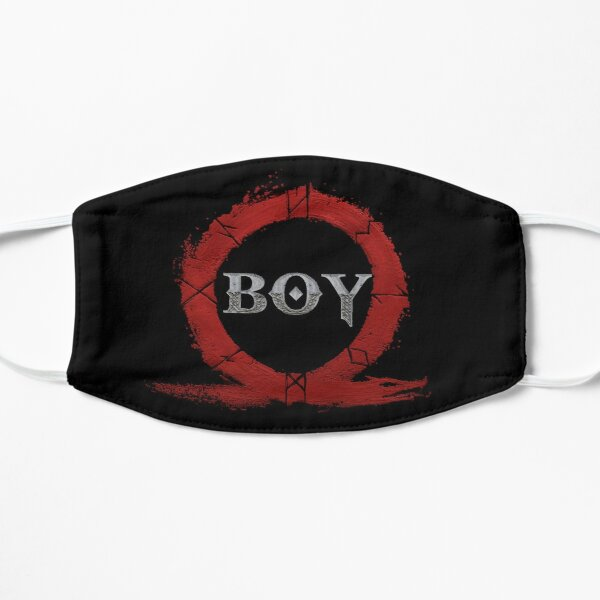 BOY : God of War Flat Mask