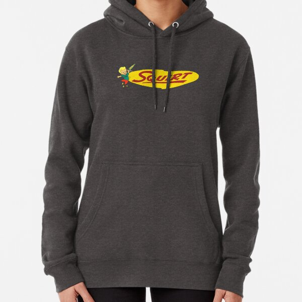 SQUIRT 7 Pullover Hoodie