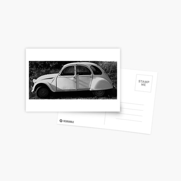 Cars 13 Postcard