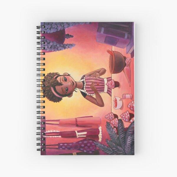 Bakery Spiral Notebook