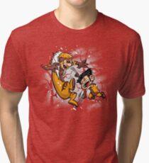 Logan and Victor Tri-blend T-Shirt