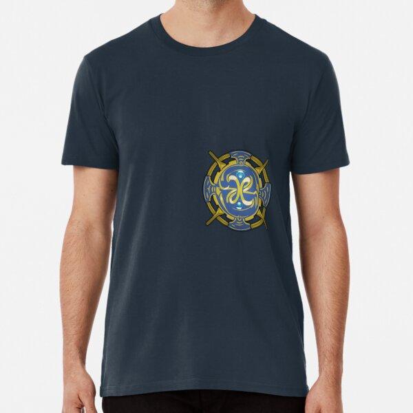 Fable Guild Seal Pocket Logo Premium T-Shirt