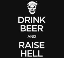 WWE - Stone Cold Steve Austin - Drink Beer Raise Hell
