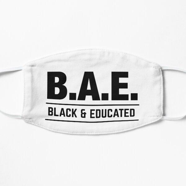 Black and Educated BAE HBCU Black Pride Mask